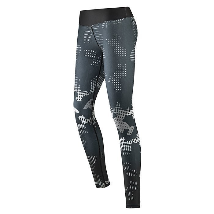 Dcore Pixel Camo Tights Black