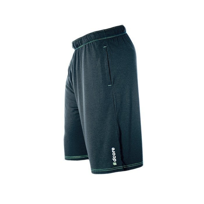 Dcore Tag Short black/green flash L