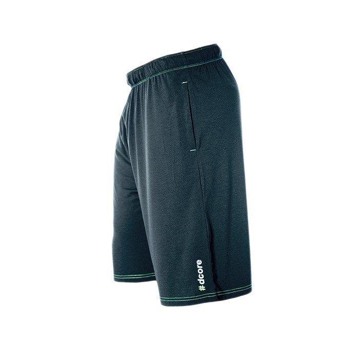 Dcore Tag Short black/green flash XL