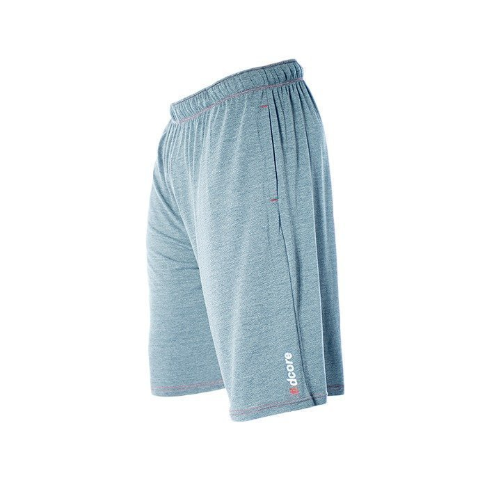 Dcore Tag Short grey/red L