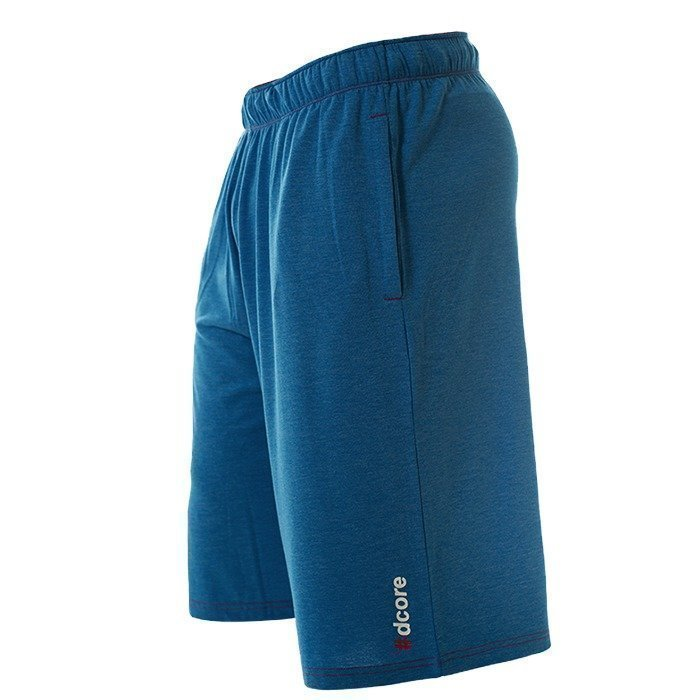 Dcore Tag shorts blue/red XL