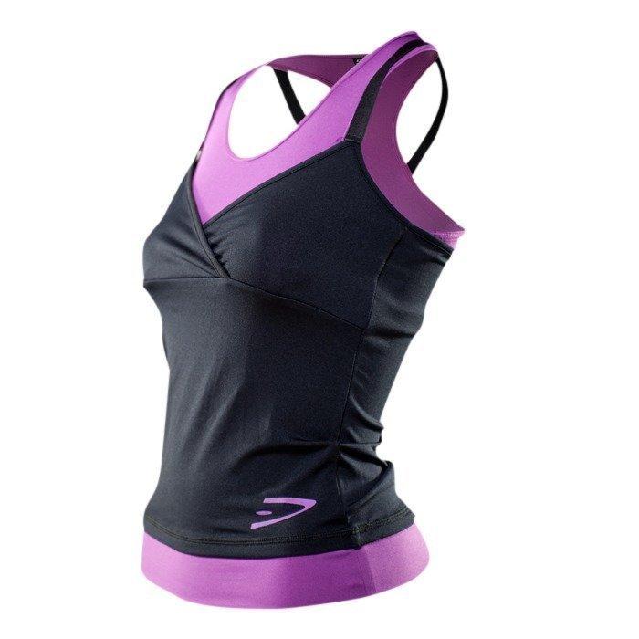 Dcore Women's Victory Tank black/violet S