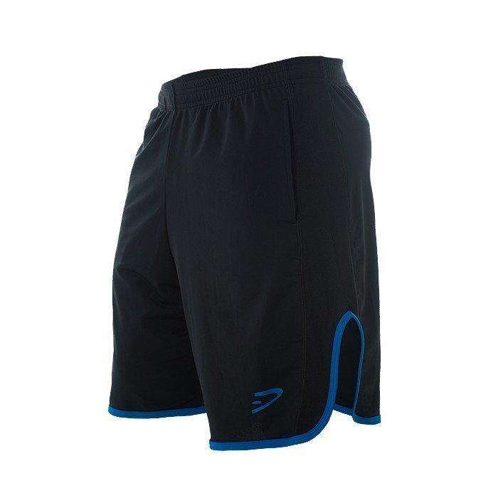 Dcore X-Fit Shorts black/blue XL