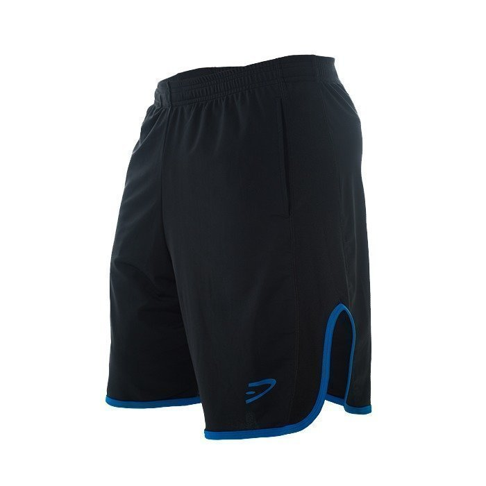 Dcore X-Fit Shorts black/blue