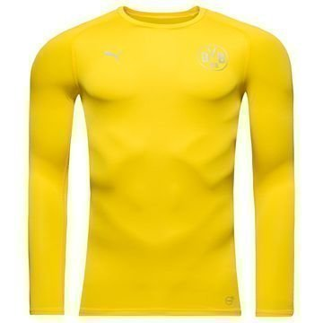 Dortmund Baselayer L/S Keltainen