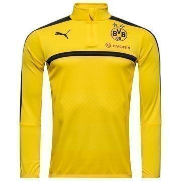 Dortmund Harjoituspaita 1/4 Keltainen