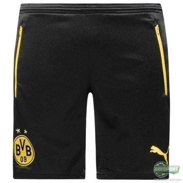 Dortmund Harjoitusshortsit Musta