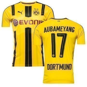 Dortmund Kotipaita 2016/17 AUBAMEYANG 17