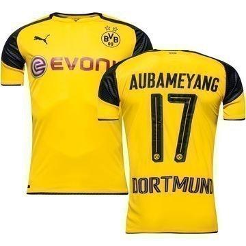 Dortmund Kotipaita 2016/17 Champions League AUBAMEYANG 17