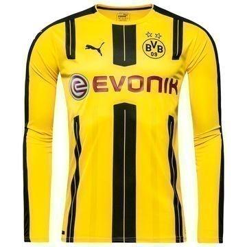 Dortmund Kotipaita 2016/17 L/S Lapset