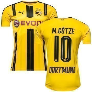 Dortmund Kotipaita 2016/17 M.GÖTZE 10