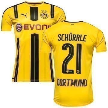 Dortmund Kotipaita 2016/17 SCHÜRRLE 21