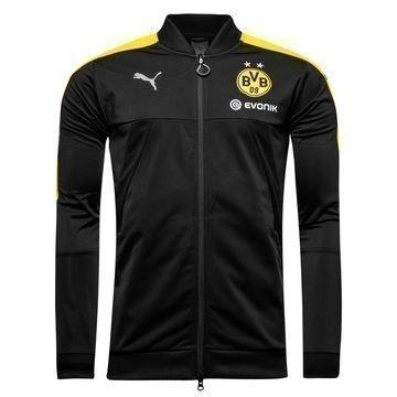 Dortmund Stadium Takki Musta/Keltainen