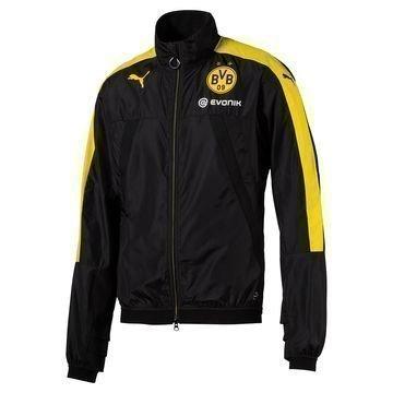 Dortmund Stadium Takki Thermo-R Vent Musta/Keltainen