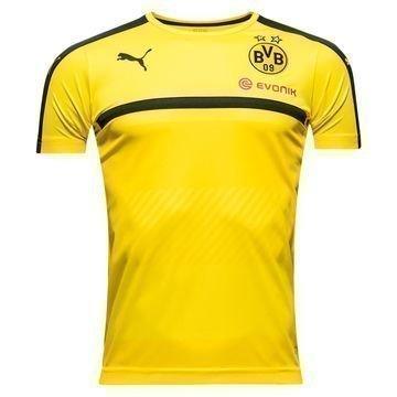 Dortmund Treenipaita Keltainen/Musta Lapset