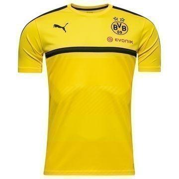 Dortmund Treenipaita Keltainen/Musta