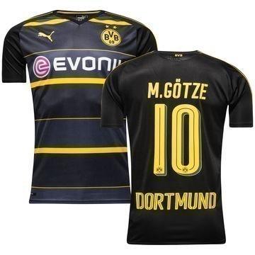 Dortmund Vieraspaita 2016/17 M.GÖTZE 10