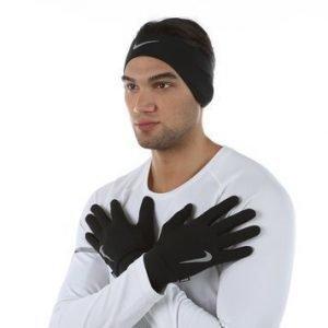 Dri-Fit Mens Running Headband/Glove Set