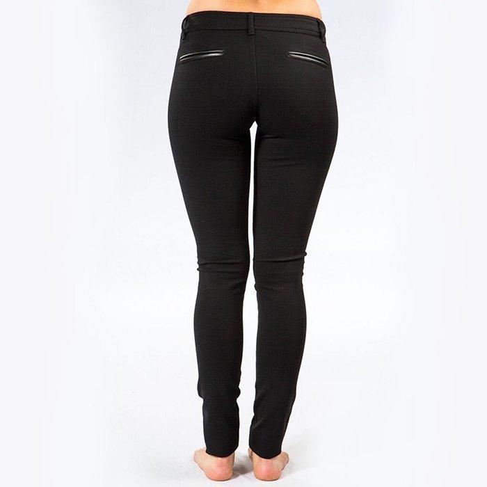Drome Glossy Pant black L