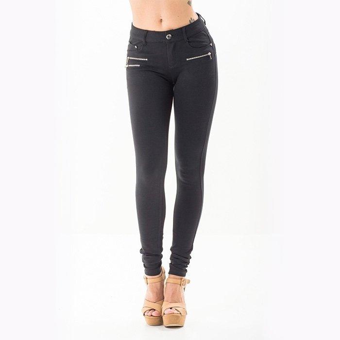 Drome II Zipper Pant black