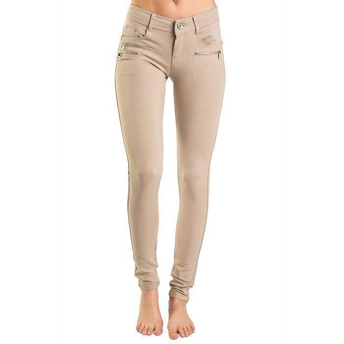 Drome Zipper Pant beige XL