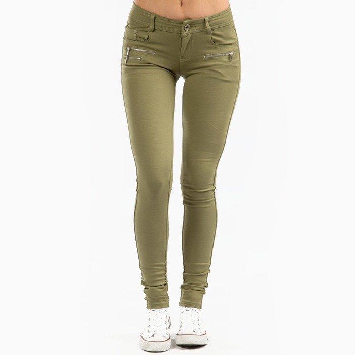 Drome Zipper Pant olive XS