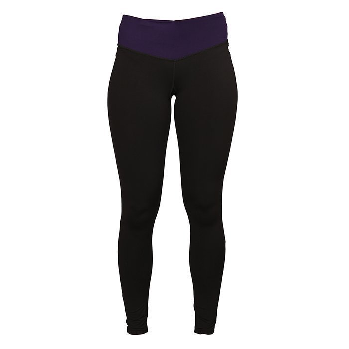 Drop of Mindfulness BOW II Tights Aubergine