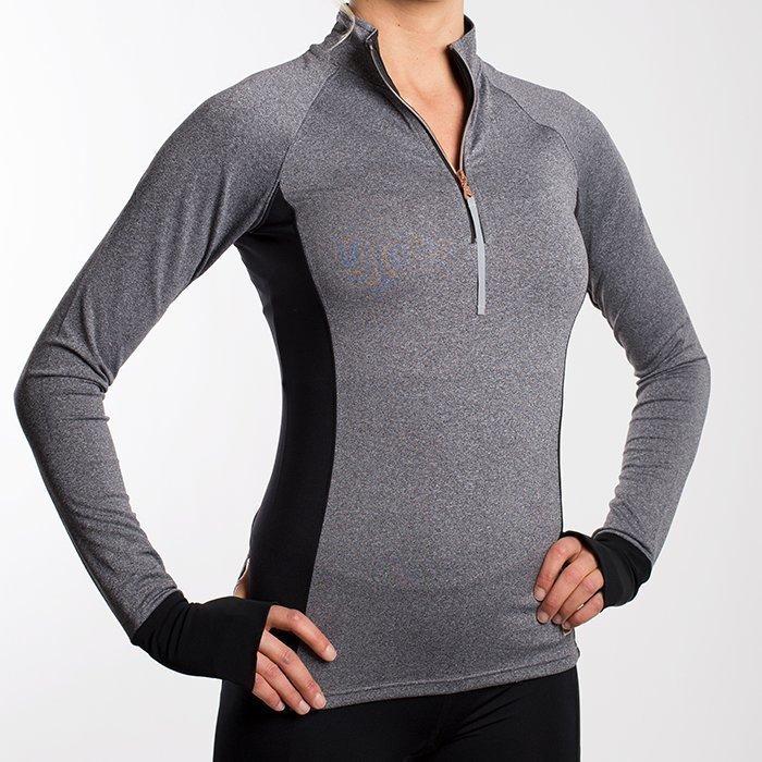 Drop of Mindfulness Canal St shirt Grey Melange Medium