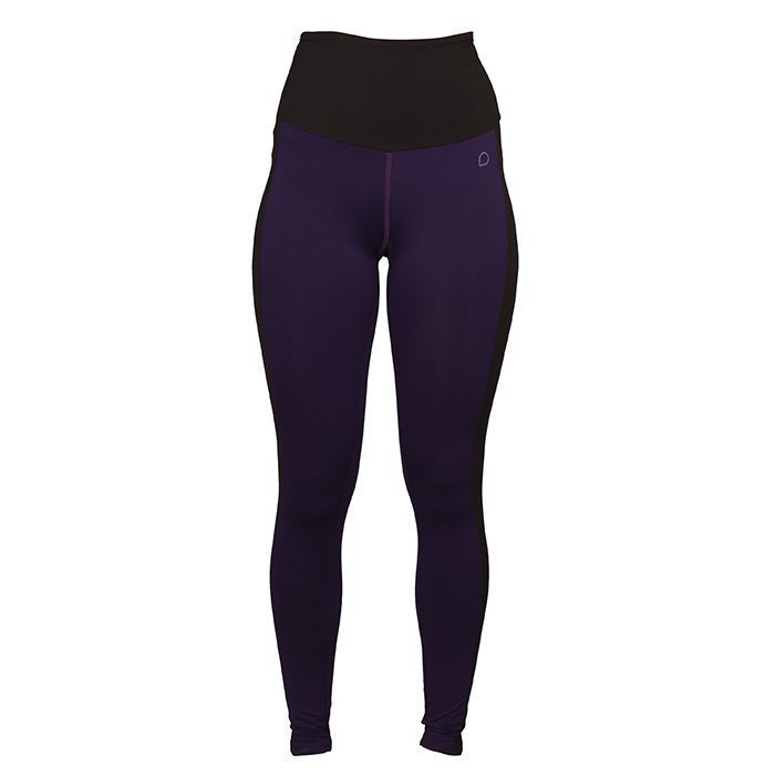 Drop of Mindfulness Emma Tights Aubergine XS