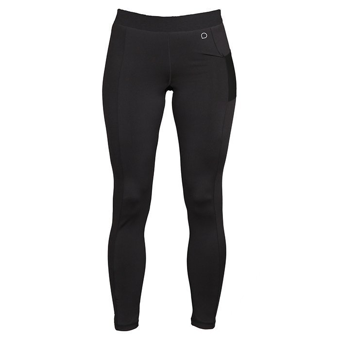 Drop of Mindfulness Grand St Tights Black Medium