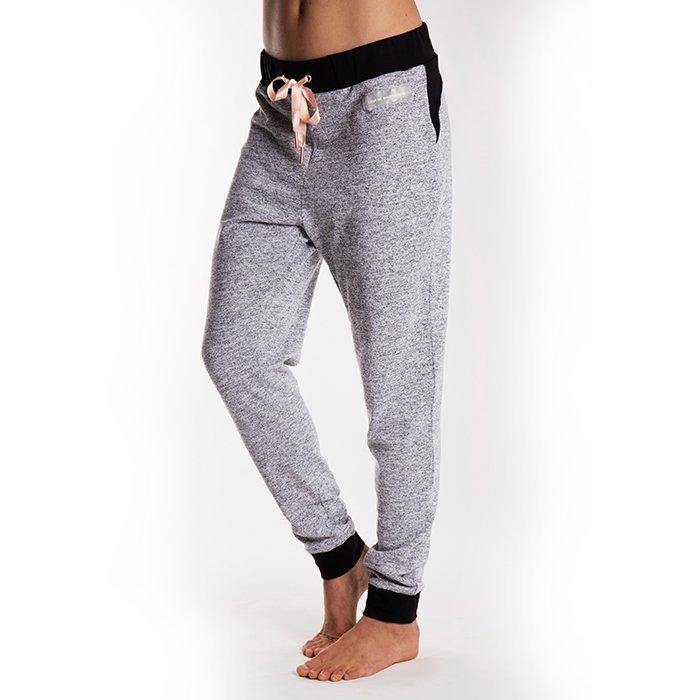 Drop of Mindfulness Riverside Sweatpants Grey Melange X-small