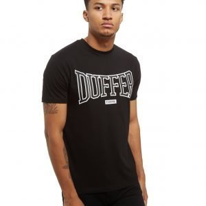 Duffer Of St George Blenheim T-Shirt Musta