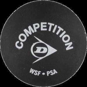 Dunlop Competition Ball Squash Pallo