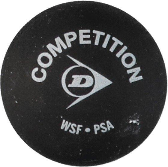 Dunlop Competition Ball Squash Pallo