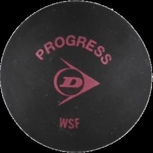 Dunlop Progress Ball Squash Pallo