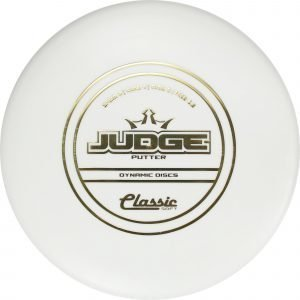 Dynamic Discs Classic Soft Judge 170-175 G Putteri