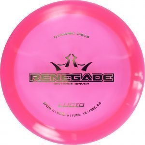 Dynamic Discs Lucid Renegade 160-175 G Draiveri