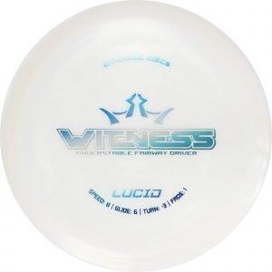 Dynamic Discs Lucid Witness 160-175 G Väylädraiveri