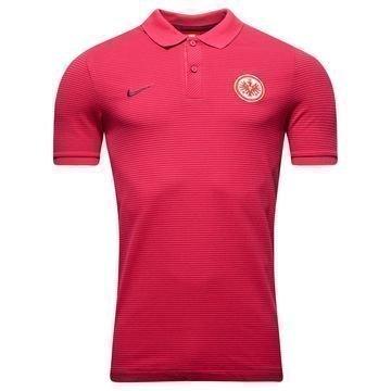 Eintracht Frankfurt Pikee Punainen/Viininpunainen