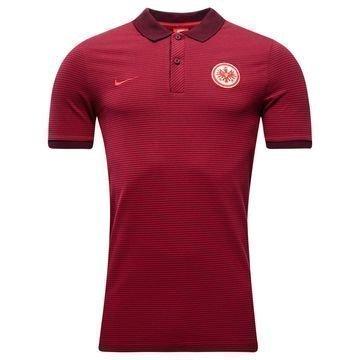 Eintracht Frankfurt Pikee Viininpunainen