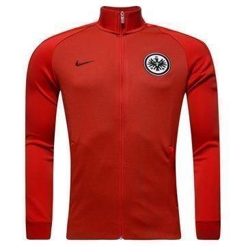 Eintracht Frankfurt Verryttelytakki Authentic N98 Punainen