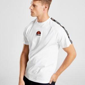 Ellesse Ferzio Tape T-Paita Valkoinen