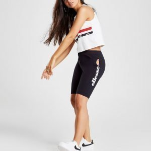 Ellesse Logo Cycle Shorts Musta