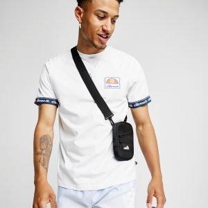 Ellesse Maso Tape T-Shirt Valkoinen