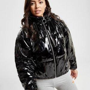 Ellesse Shine Padded Jacket Musta