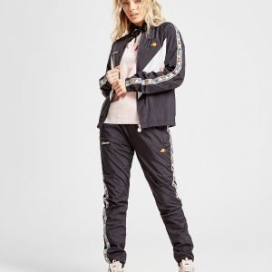 Ellesse Tape Woven Track Pants Musta