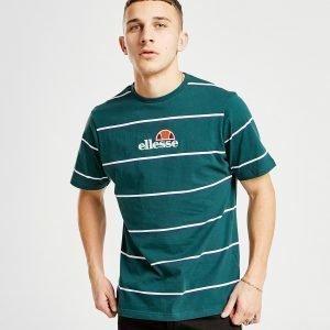 Ellesse Todenta Stripe T-Shirt Vihreä