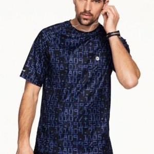 Ellos T Shirt Axel Printed Tee Juoksu T-Paita