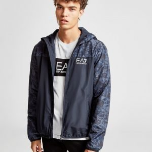 Emporio Armani Ea7 Colour Block Jacket Sininen