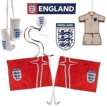 England F.A. Autosetti